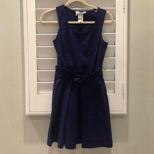 Derek Lam 10 Crosby Blue Dress NWT